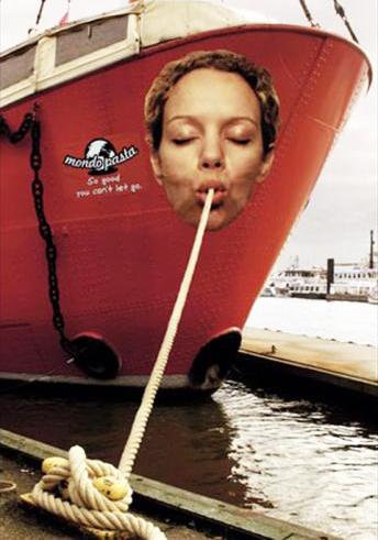 guerilla marketing al porto
